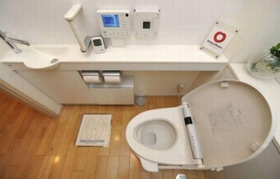 туалет и анализы